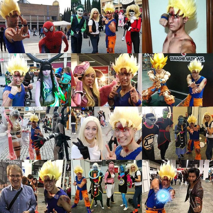Day 2 (Saturday) in... SALÓN DEL MANGA BCN .  Character: Son Goku (Dragón Ball Z) Battle Vs. Frieza in Namek .  Cosplayer: @soulofcosplay Place: Salón del Manga de Barcelona (Spain) . . # Hashtags: #salondelmanga2017 #salondelmangabcn #salondelmanga #goku #dragonball #saiyan #songoku #dragonballfans #animecosplay #cosplay #cosplayer #cosplays #cosplayers #cosplayboy #cosplaygirl #cosplaylife #anime #animes #animeboy #animeworld #animeart #animelove #animelover #animecosplay #manga #mangalove…