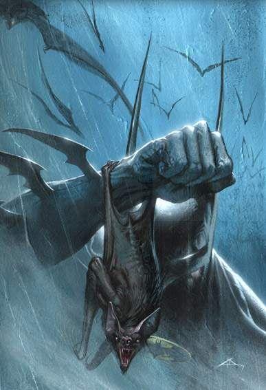 Batman (Batman #18 german edition)//Gabriele Dell'Otto/D - E/ Comic Art Community GALLERY OF COMIC ART