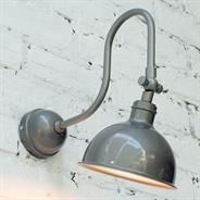 Aldgate Wall Light made by Jim Lawrence