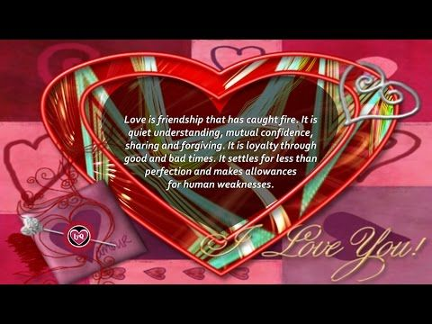 Love is friendship that has caught fire - famous love quotes - love quot...
