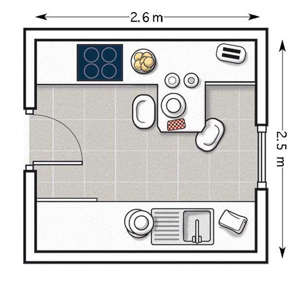 Cada vez más cocinas incluyen ya una barra para desayunos o comidas; pero ¿dónde se deben colocar? ¿cualquier sitio es bueno? ¿en qué medida? Fíjate en estos ejemplos para encontrar las claves. Verás...