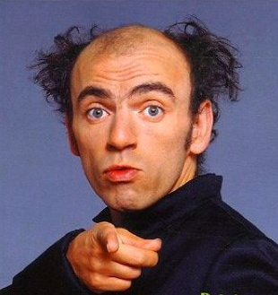 Elie Kakou {1960-1999} French and Tunisian humorist , wonderful person (died because of cancer combined with HIV)