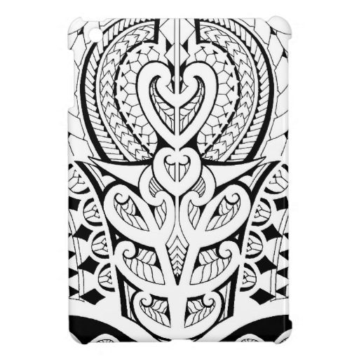 Polynesian Tattoo Drawings | this tribal tattoo is one of my shoulder tattoos from my tattoo flash ...