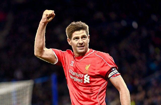 Steven Gerrard #captainfantastic