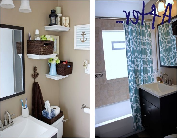 Best 20+ Nautical Theme Bathroom Ideas On Pinterest
