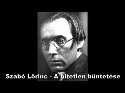 Szabó Lőrinc - A hitetlen büntetése (Dankó Hajnalka)