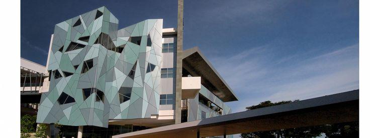National University of Singapore - Alumni House | Trespa