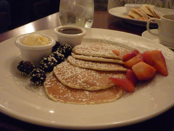 Breakfast at Sarabeth's - New York City