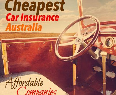 Cheapest car insurance Australia | Affordable companies