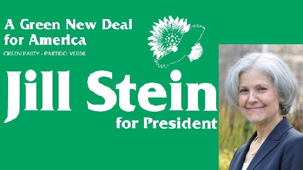 Jill Stein - Green Party Presidential Candidate, 2012