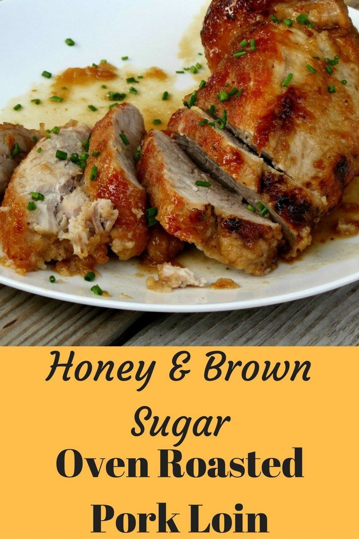 Oven roasted pork loin recipes easy