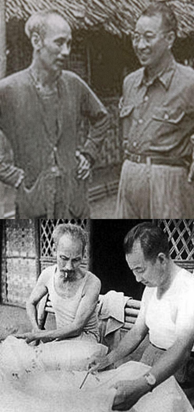 Général Trần Canh (Chen Geng) chargé de la mission militaire chinoise auprès du Viet Minh, arrive le 27 juillet 1950. Rang élevé dans la hiérarchie militaire chinoise, il mobilise les ressources nécessaires à la professionnalisation de l'armée Viet Minh. Concepteur du plan d'attaque de Dong Khé, considérant que Cao Bang était imprenable en raison de l'inexpérience de l'armée Viet Minh et qu'il était impératif de gagner la première bataille pour donner confiance et expérience aux troupes.