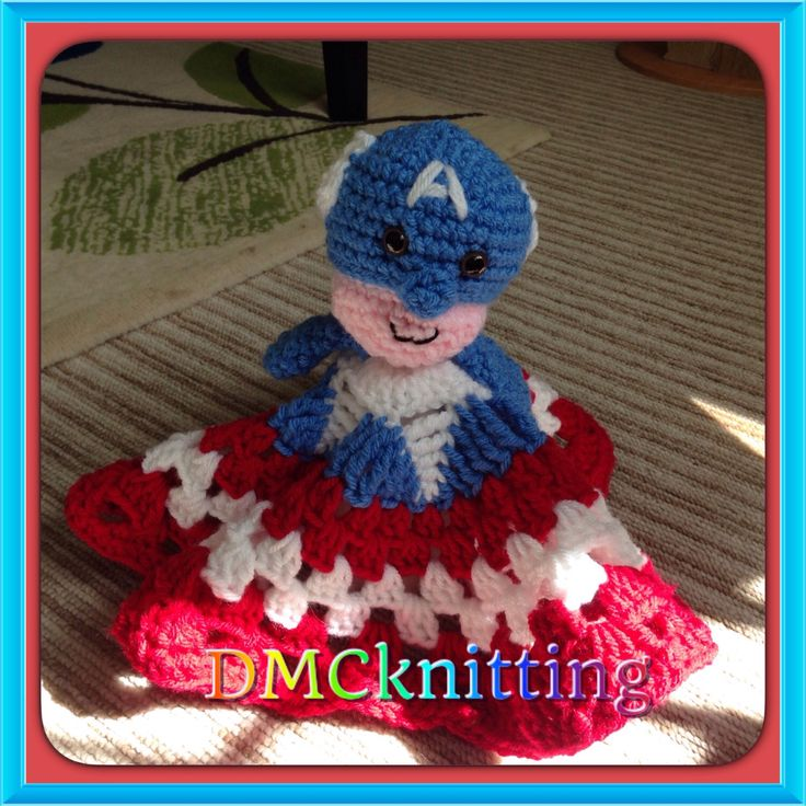 A personal favourite from my Etsy shop https://www.etsy.com/uk/listing/399473781/captain-america-snuggly-blanket