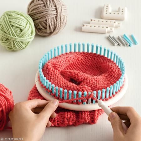 Tricotin Martha Stewart - Métier à tisser et tricoter - Photo n°5