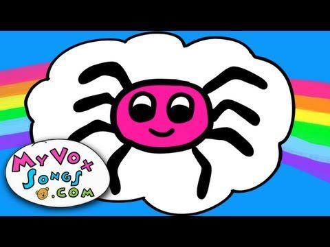 Incy Wincy Spider  #Educational #Kids #Nursery #Songs #Toddlers