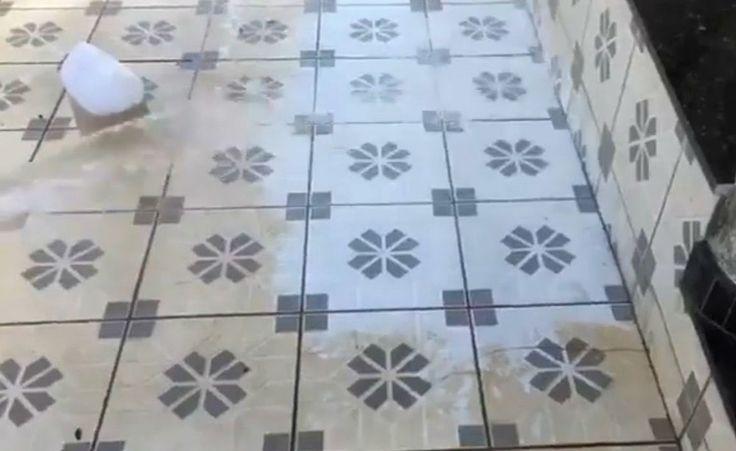 Produto Removedor Instantaneo Para Limpar Piso - Limpa Pisos Ceramica Antiderrapante Fosca Rustica - Porcelanato Rustico - Limpeza De Piso Granito - Adrishop - Sua Loja de Variedades
