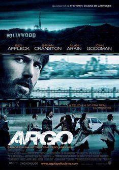 """Tráiler de """"Argo"""". Información, sinópsis y ficha técnica de la película #movies #films #peliculas"""