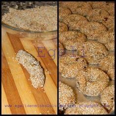 ''Kültür Aşı'' yemek programında Giritli bir bayan yapmıştı bu kurabiyeleri, ataları...