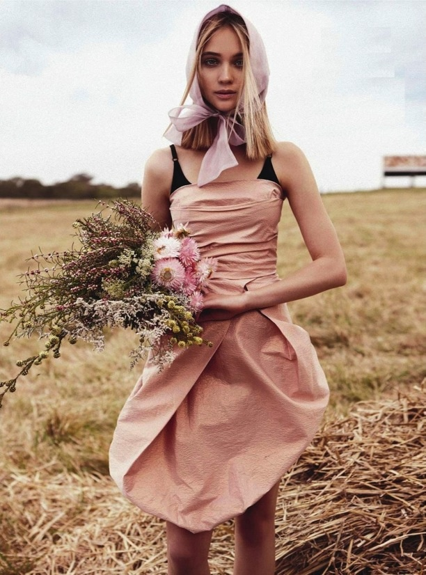 Field of Dreams: Vogue Australia