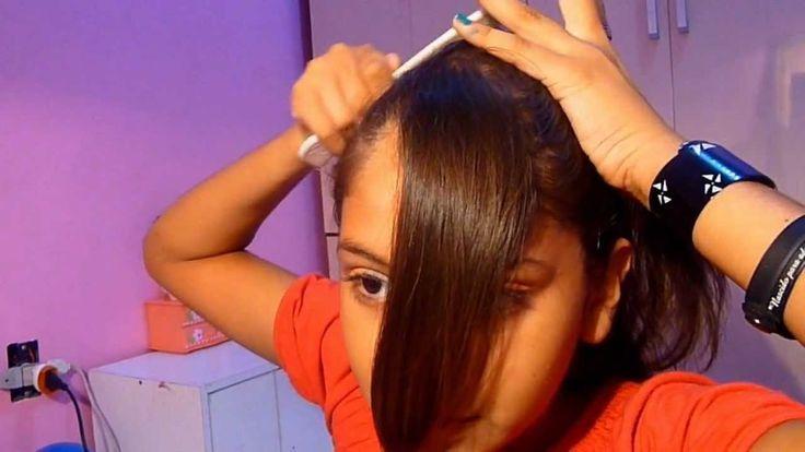 3 Penteados para ir escola