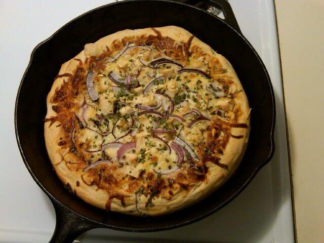 photo of California Pizza Kitchen Original BBQ Pizza