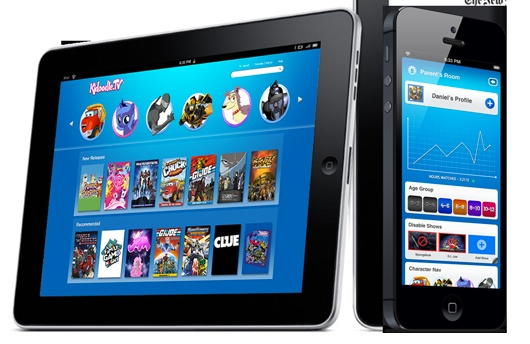 Kidoodle.TV is available on mobile, Internet connected devices, for on the go families!