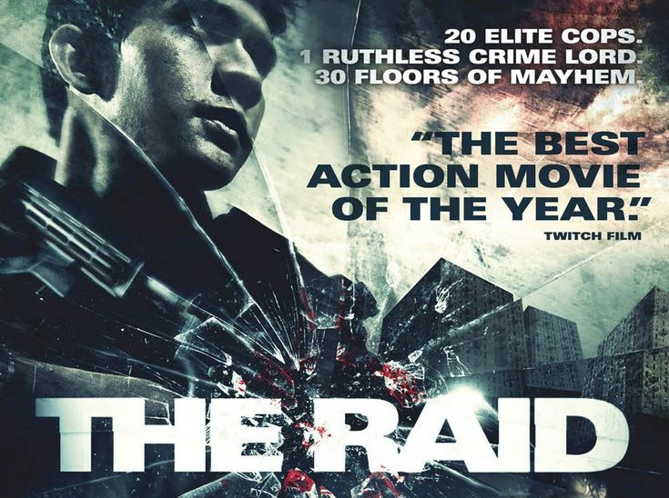 Get the latest UK updates for The Raid on the official fanhub: http://www.totalfanhub.com/the-raid/