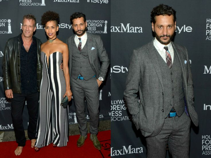 The Expanse team Thomas Jane, Dominique Tipper and Cas Anvar did attended TORONTO INTERNATIONAL FILM 2016 (TIFF).
