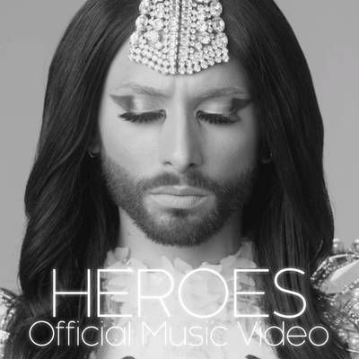 bearded lady eurovision story