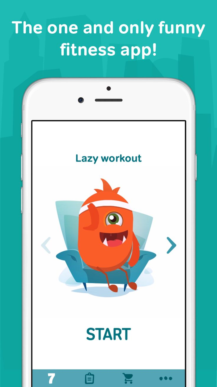 7 minute workouts with lazy monster short hiit fitness