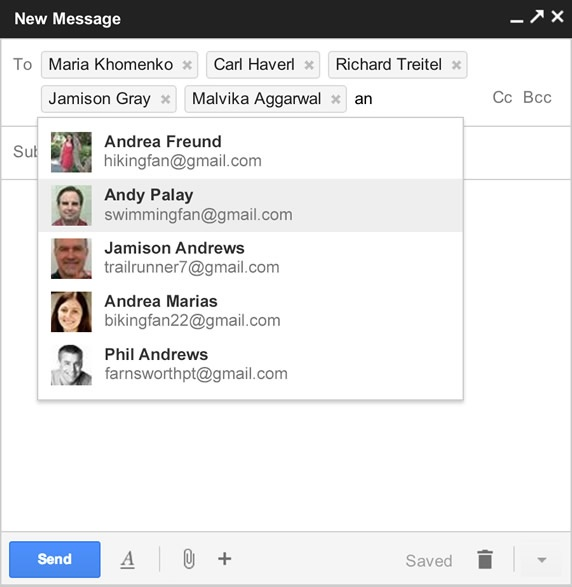 Google Introduces New Gmail Compose Window
