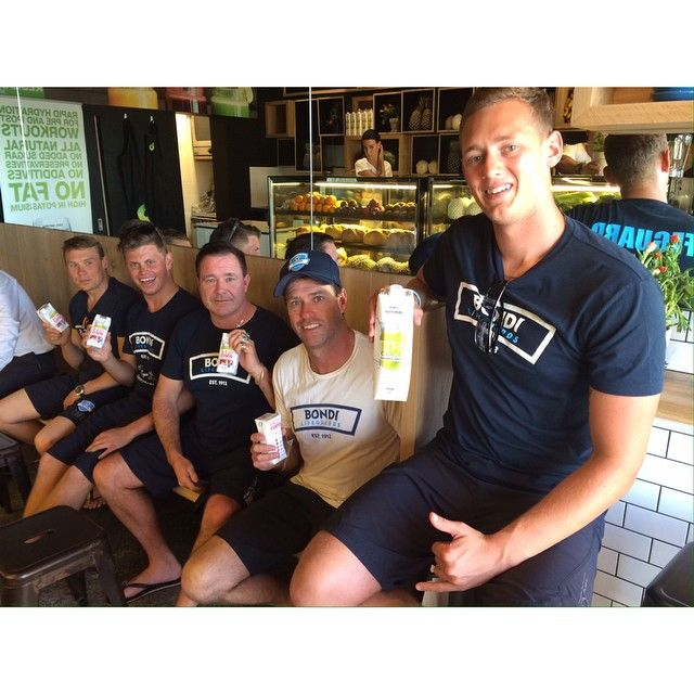 Bondi Rescue boys LOVE their H2Coco! #coconutwater