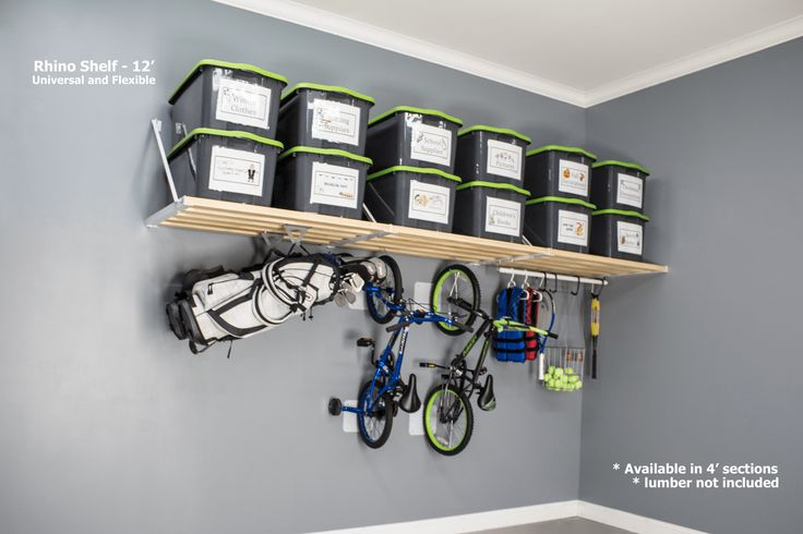 """""""The best value-added feature that you can get for your home per dollar, and it's not even close!"""" Rhino Shelf impresses homeowners, engineers, and national builders every day!"""