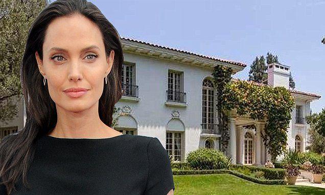 Angelina Jolie 'eyes up historic $25 million gated community mansion'