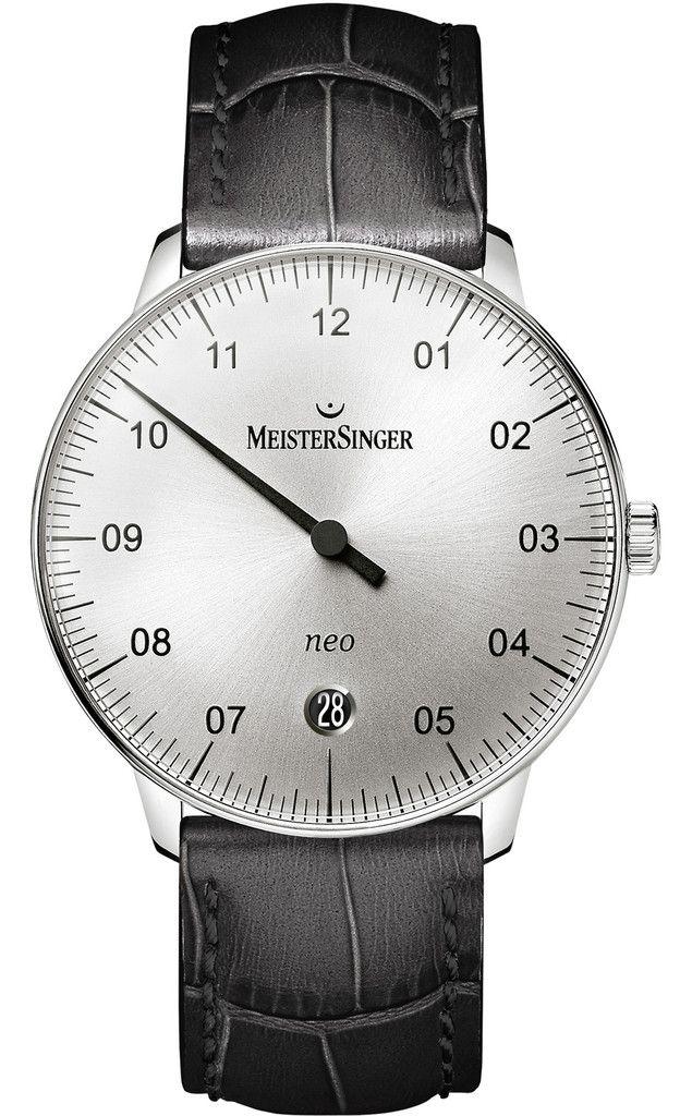 MeisterSinger Watch Neo #add-content #basel-16 #bezel-fixed…