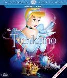 Disney Klassikko 12: Tuhkimo (Blu-ray + DVD) (Blu-ray) 16,95€