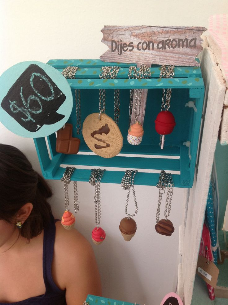 decoracion de stand de accesorios