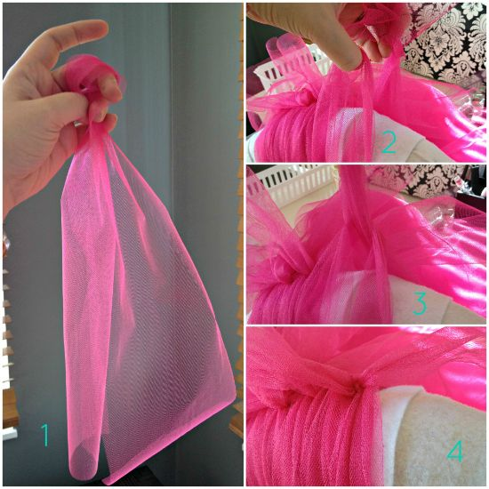 Tutu Baby Shower Decorations | After You Finish With One Color Alternate To  Your