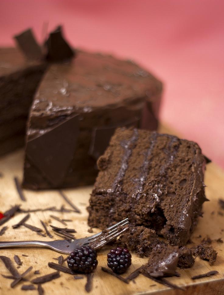 Torta de Chocolate / Malva Repostería / Foto: Trendy / 2012
