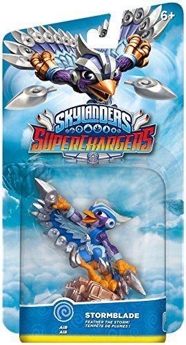 Skylanders SuperChargers: Drivers Stormblade Character Pack