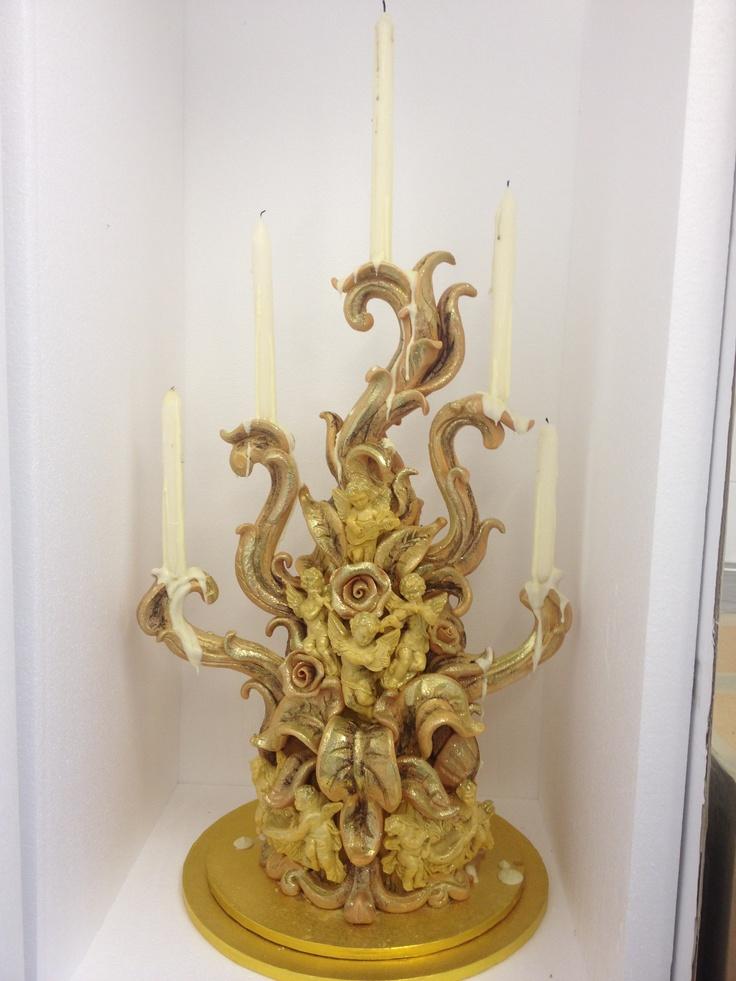 Spectacular Rococo Cake!