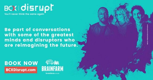 Private Property members get a 20% discount on General and Masterclass tickets for the BCX Disrupt Summit! Here's what it's all about: https://www.privateproperty.co.za/advice/news/articles/bcx-disrupt-summit-unlock-the-power-of-disruptive-innovation/6011
