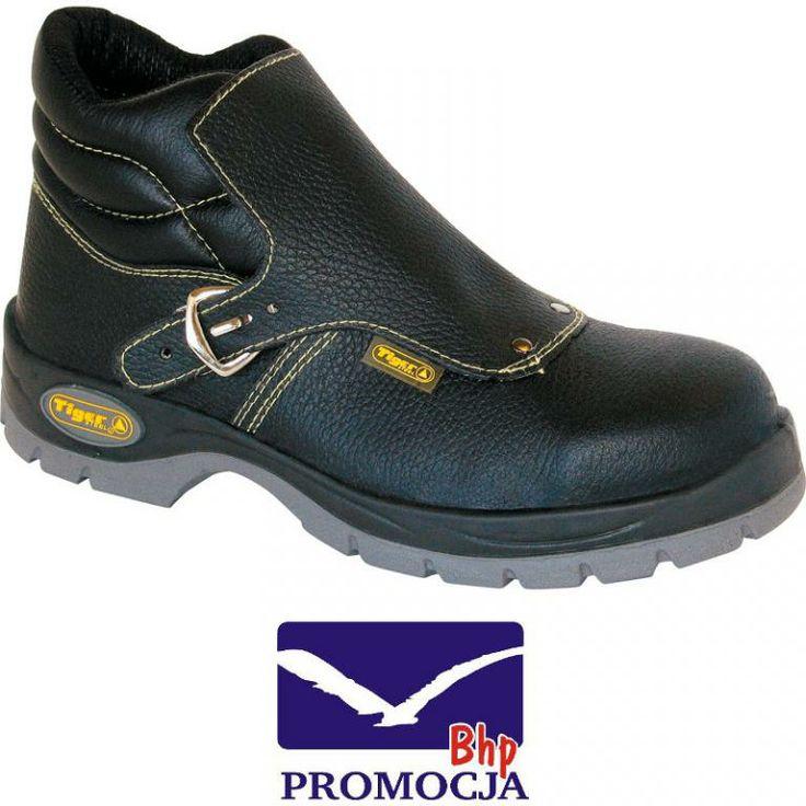 Buty robocze COBRA II S1P dla spawacza trzewiki 42