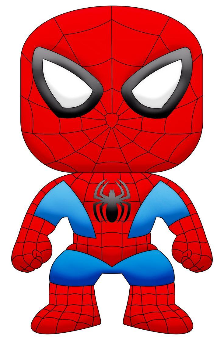 Spiderman on Pinterest