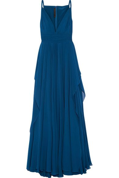 Elie Saab - Silk-chiffon Gown - SALE20 at Checkout for an extra 20% off