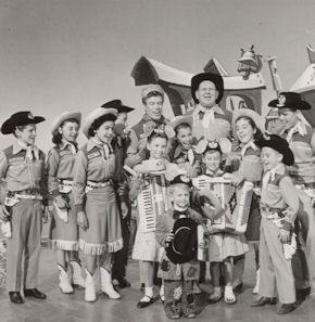 mickey mouse club talent roundup day - Google Search