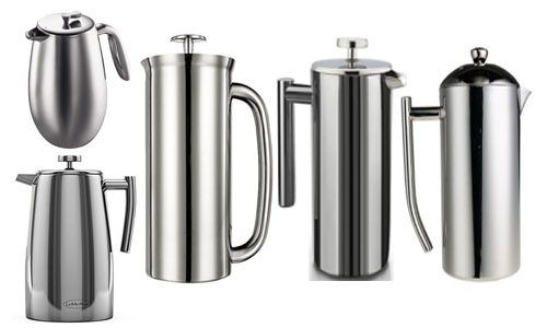 """Insulated Stainless Steel French Press Coffee Makers are in trend now. Do you have one? Tags"""" #insulated #stainless #steel #french #press #coffee #maker"""
