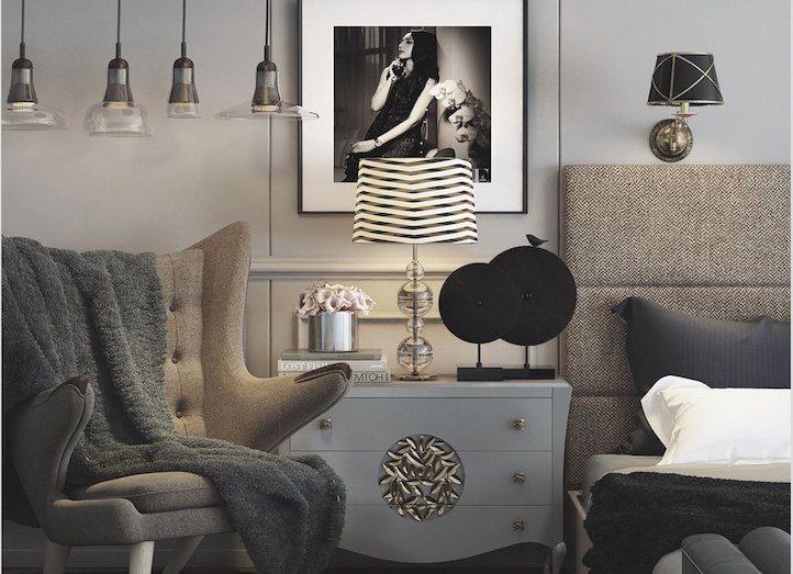 Арт-деко на современный лад: нескучная квартира в черно-белом цвете - журнал о моде Hello style