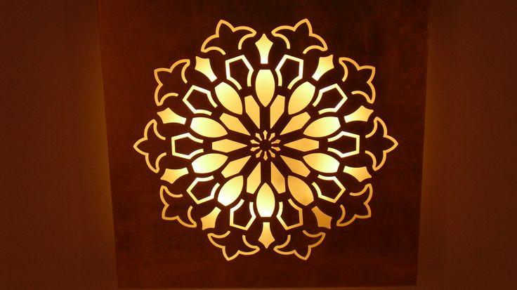 Selene Illuminazione #IndexDubai 2011 #Fair #Light