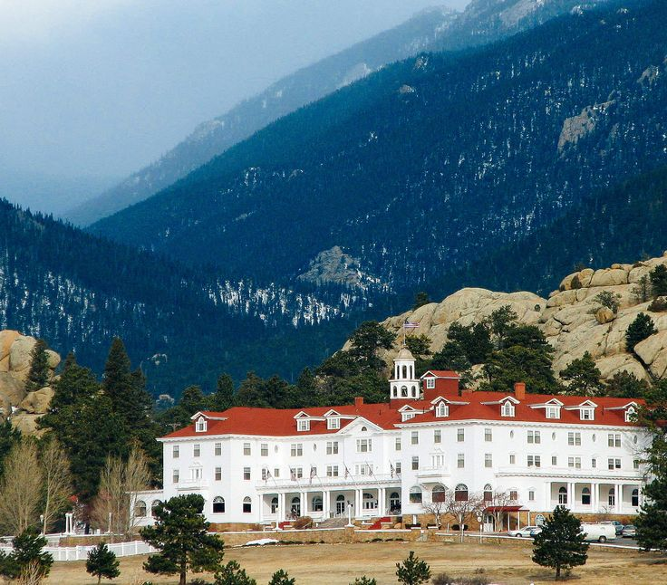 Colorado: The Stanley Hotel //  The Most Underrated Tourist Attraction In All 50 States